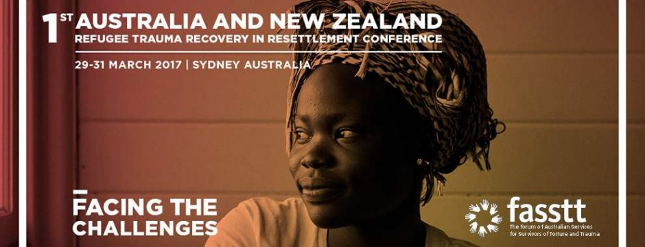 refugee trauma recovery conference March 2017